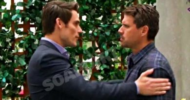 Young and the Restless Spoilers: Adam Newman (Mark Grossman) - Nick Newman (Joshua Morrow)