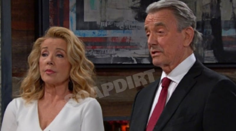 Young and the Restless Spoilers: Nikki Newman (Melody Thomas Scott) - Victor Newman (Eric Braeden)