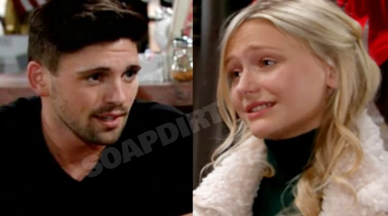 Young and the Restless Spoilers: Noah Newman (Robert Adamson) - Faith Newman (Alyvia Alyn Lind)