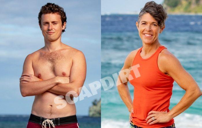 Survivor: Winners at War: Adam Klein - Denise Stapley