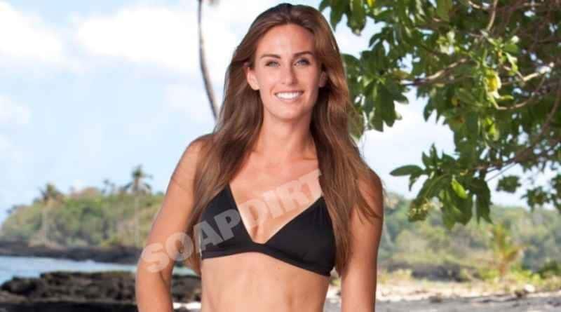 Survivor: Kim Spradlin