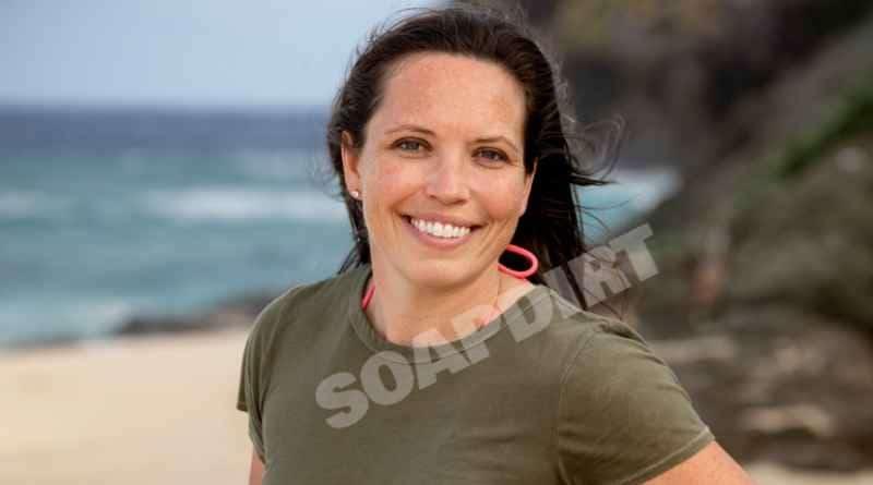 Survivor: Sarah Lacina - Winners at War