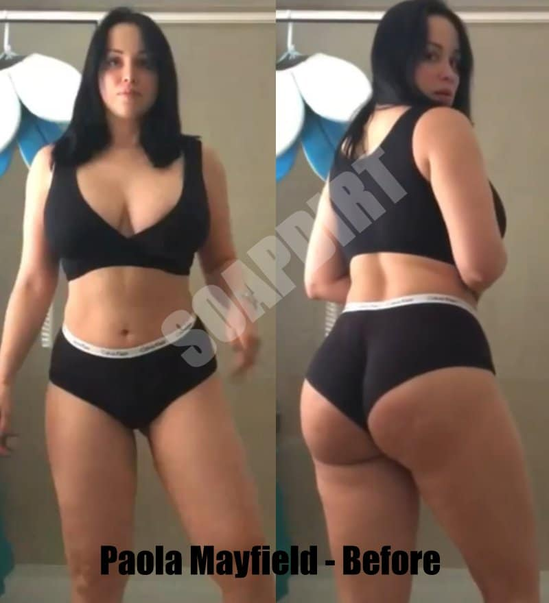 90 Day Fiance: Paola Mayfield