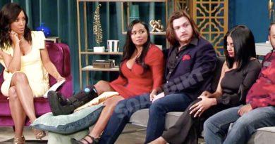 90 Day Fiance: Shaun Robinson - Tania Maduro - Syngin Colchester - Anny