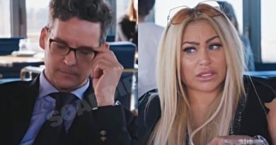 90 Day Fiance Spoilers: Tom Brooks - Darcey Silva - Before the 90 Days