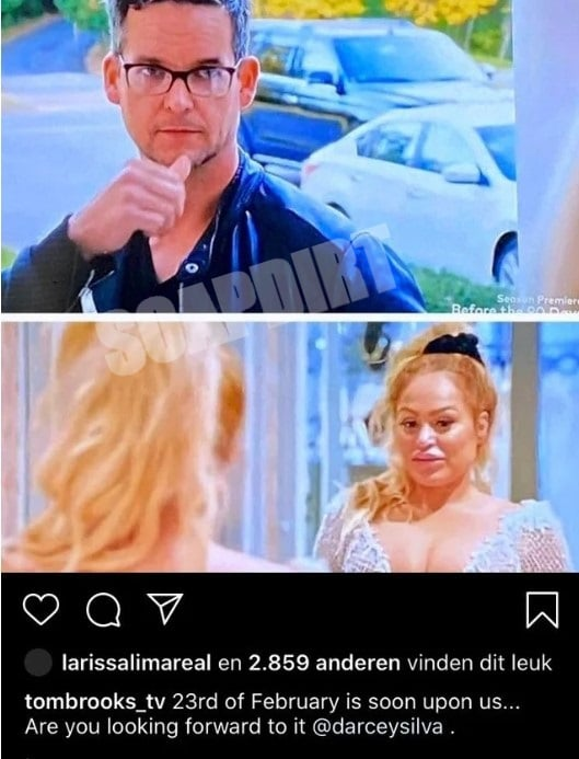 90 Day Fiance: Tom Brooks - Darcey Silva - Before The 90 Days