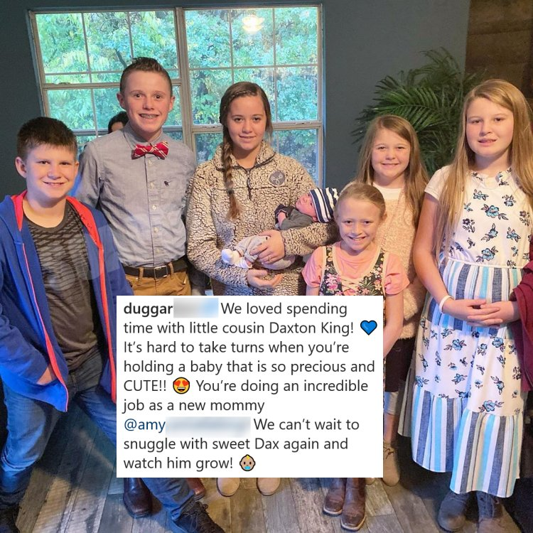 Counting On: Duggar Family - Daxton King