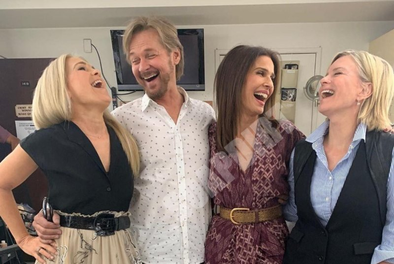 Days of Our Lives: Jennifer Horton (Melissa Reeves) - Steve Johnson (Stephen Nichols) - Hope Brady (Kristian Alfonso) - Kayla Brady (Mary Beth Evans)