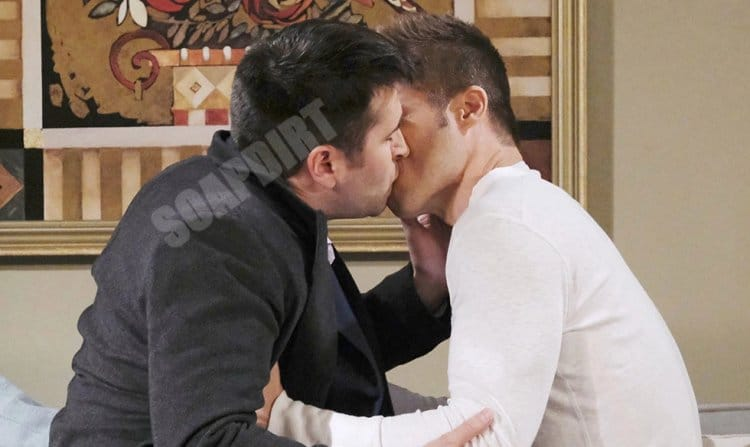 Days of Our Lives Spoilers: Evan Frears - Christian Maddox (Brock Kelly) - Sonny Kiriakis (Freddie Smith)