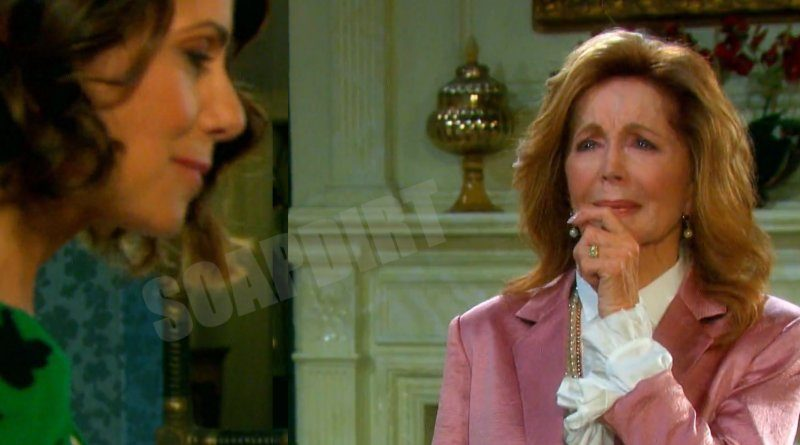 Days of our Lives Spoilers: Summer Townsend (Marie Wilson) - Maggie Horton (Suzanne Rogers)