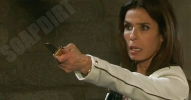 Days of Our Lives Spoilers: Princess Gina von Amberg (Kristian Alfonso) - Hope Brady