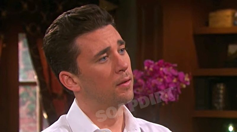 Days of Our Lives Spoilers: Chad DiMera (Billy Flynn)