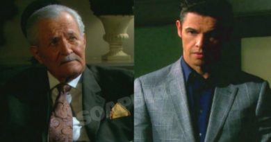 Days of Our Lives: Victor Kiriakis (John Aniston) - Xander Cook (Paul Telfer)