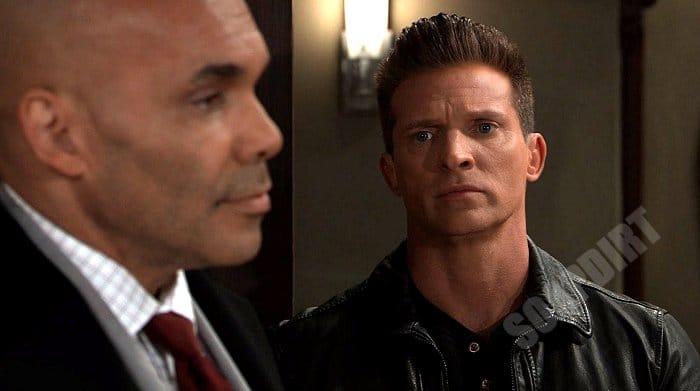 GH Spoilers: Jason Morgan (Steve Burton) - Marcus Taggert (Real Andrews)