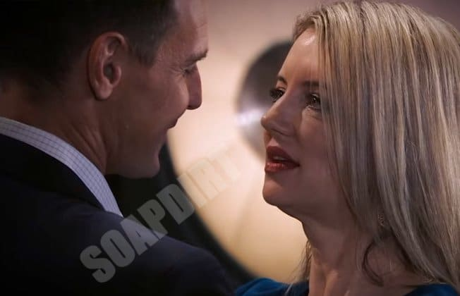 General Hospital Spoilers: Jasper Jacks (Ingo Rademacher) - Nina Reeves (Cynthia Watros)