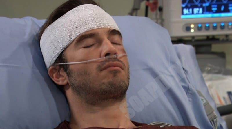 General Hospital Spoilers: Lucas Jones (Ryan Carnes)