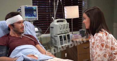 General Hospital Spoilers: Lucas Jones (Ryan Carnes) - Willow Tait (Katelyn MacMullen)