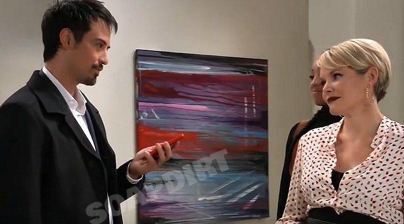General Hospital Spoilers: Nikolas Cassadine (Marcus Coloma) - Ava Jerome (Maura West)