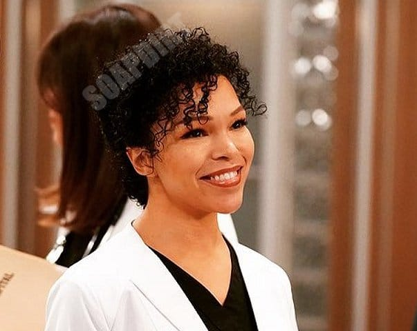 General Hospital Spoilers: Portia Robinson (Brook Kerr)