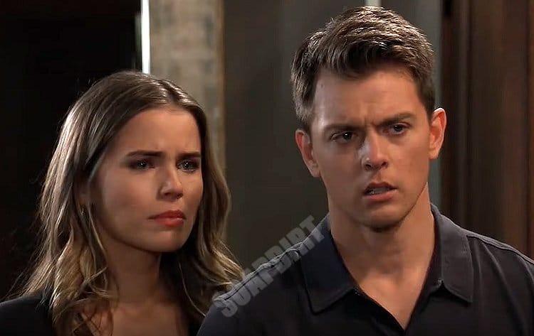 General Hospital Spoilers: Sasha Gilmore (Sofia Mattsson) - Michael Corinthos (Chad Duell)