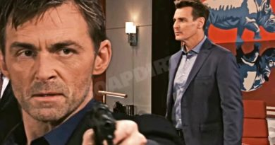 General Hospital Spoilers: Valentin Cassadine (James Patrick Stuart) - Jasper Jacks (Ingo Rademacher)