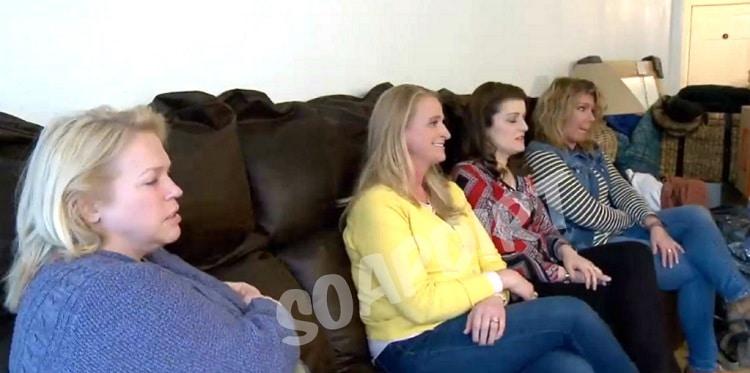 Sister Wives: Janelle Brown - Christine Brown - Meri Brown -Robyn Brown