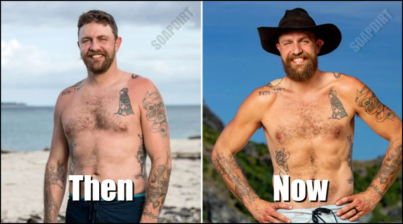 Survivor: Ben Driebergen - Season 40 - Winners at War
