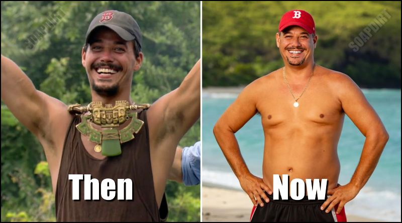 Survivor: Boston Rob Mariano - 40 Winners at War