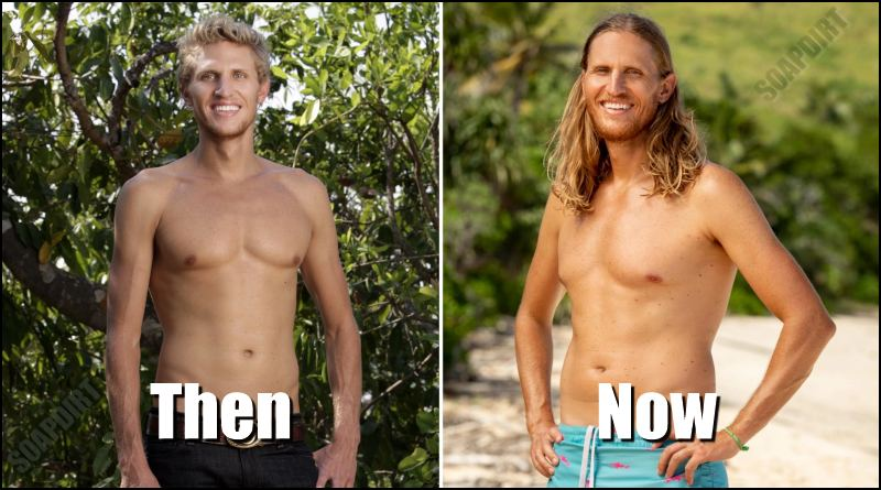 Survivor: Tyson Apostol - Season 40 - Winners at War