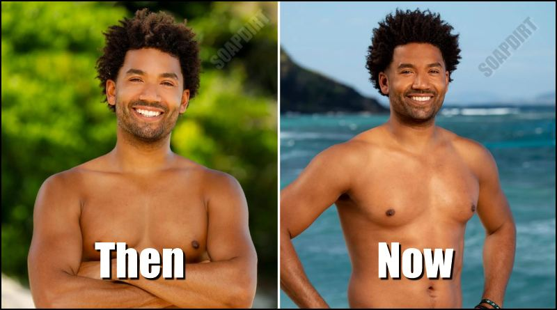 Survivor: Wendell Holland - Season 40 - Winners at War