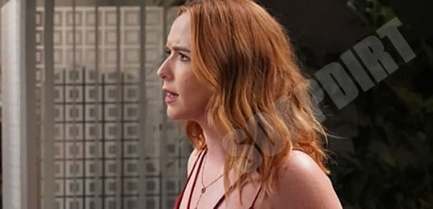 Young and the Restless Spoilers: Mariah Copeland (Camryn Grimes)