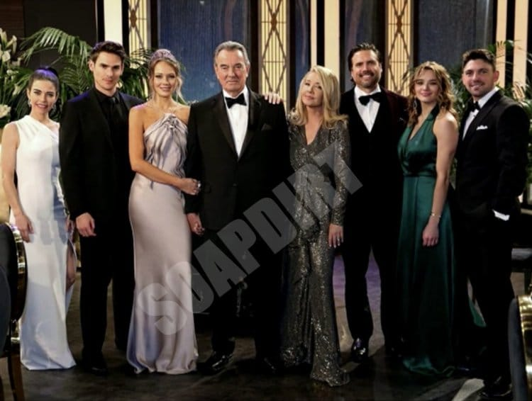 Young and the Restless Comings & Goings: Noah Newman (Robert Adamson) & Newman Family