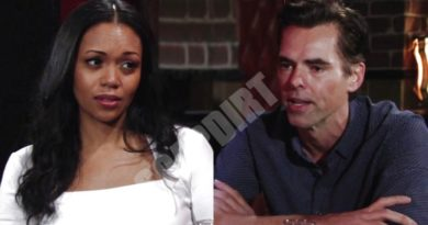 Young and the Restless: Amanda Sinclair (Mishael Morgan) - Billy Abbott (Jason Thompson) - Nate Hastings (Sean Dominic) - Devon Hamilton (Bryton James)