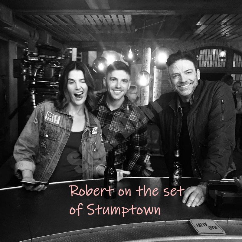 Young and the Restless Spoilers: Noah Newman (Robert Adamson) - Stumptown - Cobie Smulders