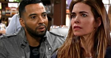 Young and the Restless Spoilers: Victoria Newman (Amelia Heinle) - Ripley Turner (Christian Keyes)