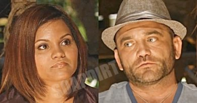 Survivor: Winners at War: Sandra Diaz-Twine - Russell Hantz