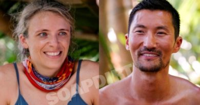 Survivor: Winners at War: Sophie Clarke - Yul Kwon