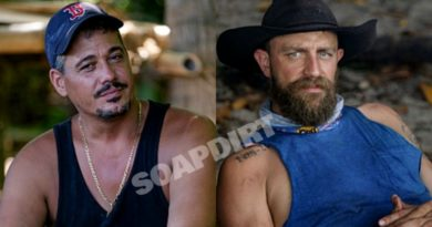 Survivor: Winners at War Spoilers: Boston Rob Mariano - Ben Driebergen