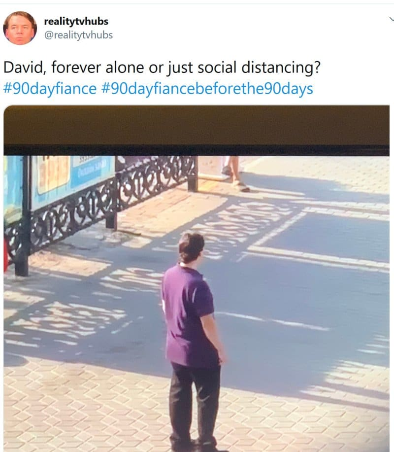 90 Day Fiance: David - Before the 90 Days