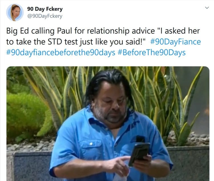 90 Day Fiance: Ed Brown - Before the 90 Days