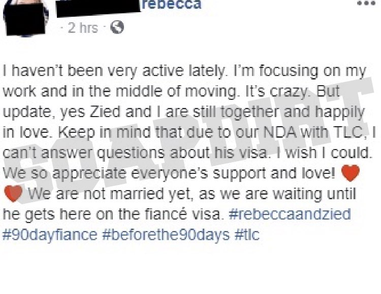 90 Day Fiance: Rebecca Parrott - Before the 90 Days