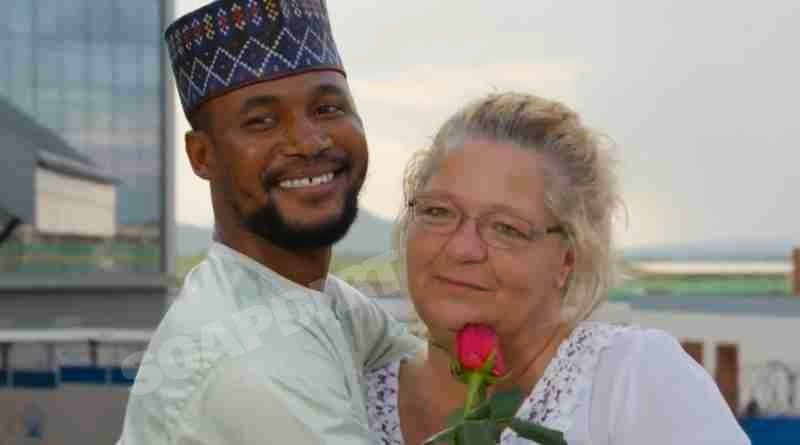 90 Day Fiance: Before the 90 Days: Usman Umar - Lisa Hamme