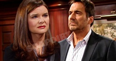 Bold and the Beautiful Spoilers: Katie Logan (Heather Tom) - Ridge Forrester (Thorsten Kaye)