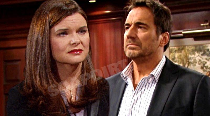 Bold and the Beautiful Spoilers: Katie Logan (Heather Tom) - Ridge Forrester (Thorsten Kaye)
