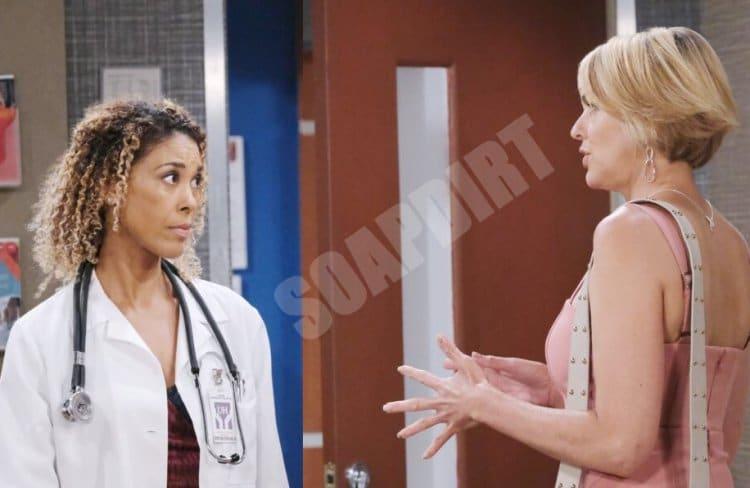 Days of Our Lives Spoilers: Nicole Walker (Arianne Zucker) - Dr Raynor (Victoria Pratt)