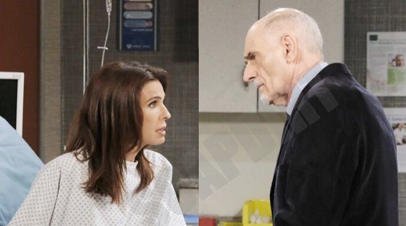 Days of Our Lives Spoilers: Princess Gina (Kristian Alfonso) - Hope Brady - Dr Rolf (William Utay)