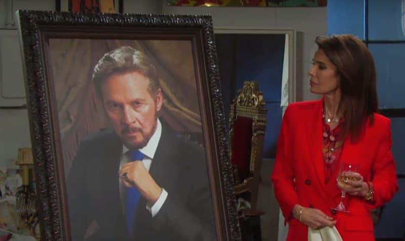 DOOL Spoilers: Princess Gina (Kristian Alfonso) - Hope Brady - Stefano DiMera (Stephen Nichols)