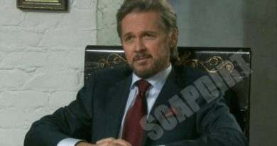 Days of Our Lives Spoilers: Stefano DiMera (Stephen Nichols)