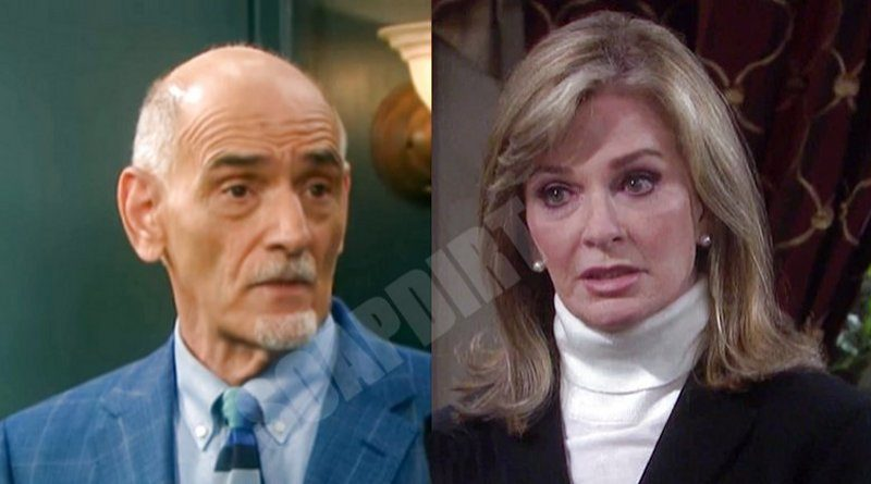 Days of our Lives Spoilers: Wilhelm Rolf (William Utay) - Marlena Evans (Diedre Hall)