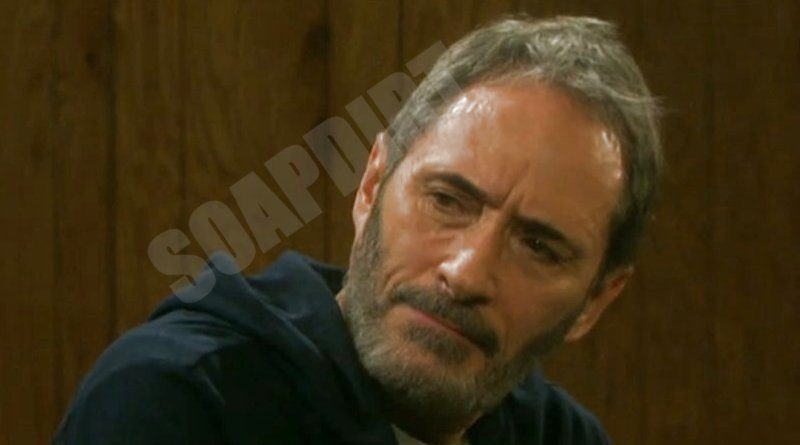 Days of our Lives Spoilers: Orpheus - Milo Harp (George DelHoyo)
